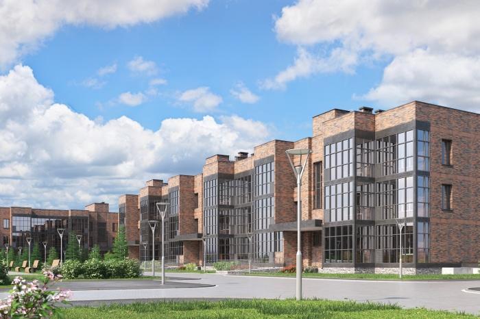 В Академгородке строится жилой комплекс с Wi-Fi во дворе и зарядкой для электромобилей