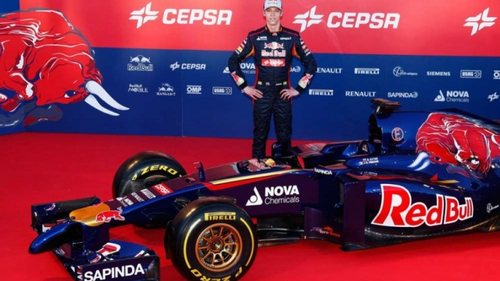 Пилота «Формулы 1» из Башкирии Даниила Квята отстранили от соревнований