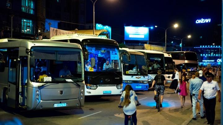 Иртышскую Набережную в понедельник перекроют для выпускников