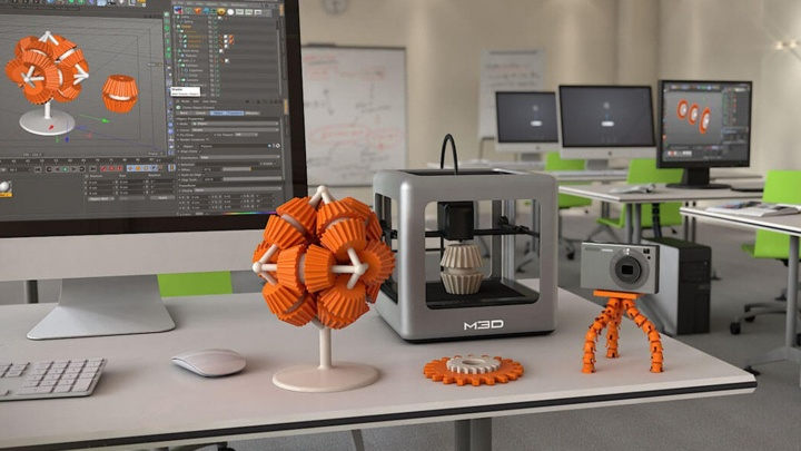 На курсах 3D-моделирования новосибирцев научат зарабатывать от 50 000 рублей в месяц