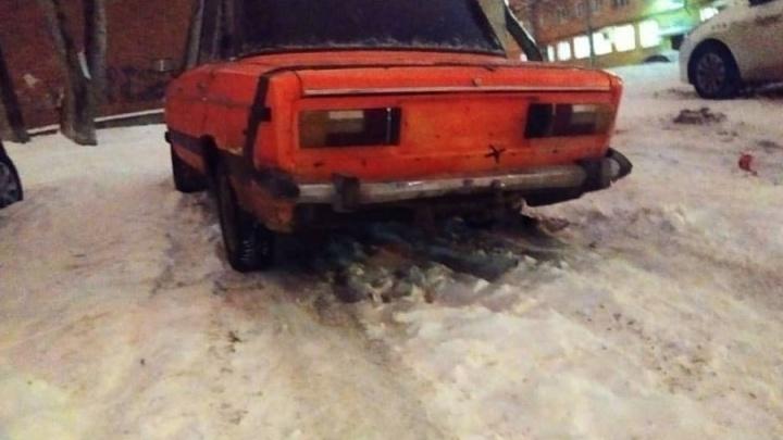 В Перми из отечественных авто массово воруют аккумуляторы