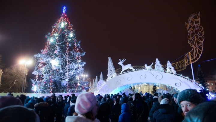 В новогоднюю ночь в Екатеринбурге поднимется ветер до 25 метров в секунду