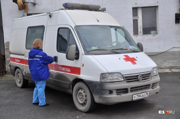 Подростков пришлось везти в больницу