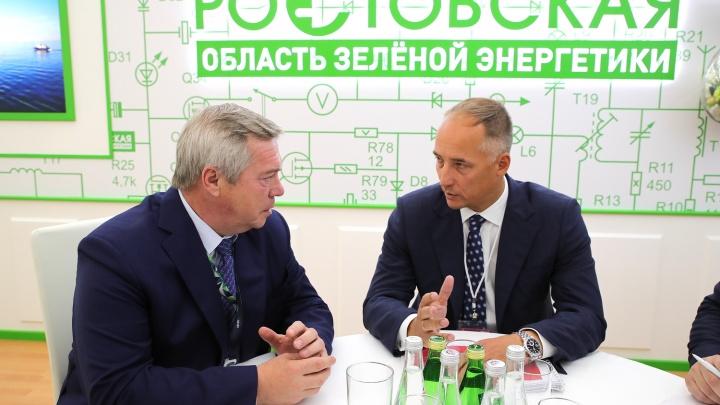 Губернатор пообещал владельцу «Ростсельмаша» поддержать завод