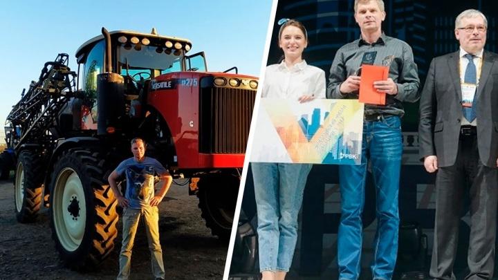 Уральские изобретатели подарили тракторам суперзрение
