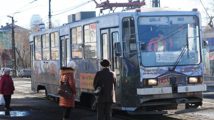 На обновленном Макаровском мосту с понедельника возобновится движение трамваев