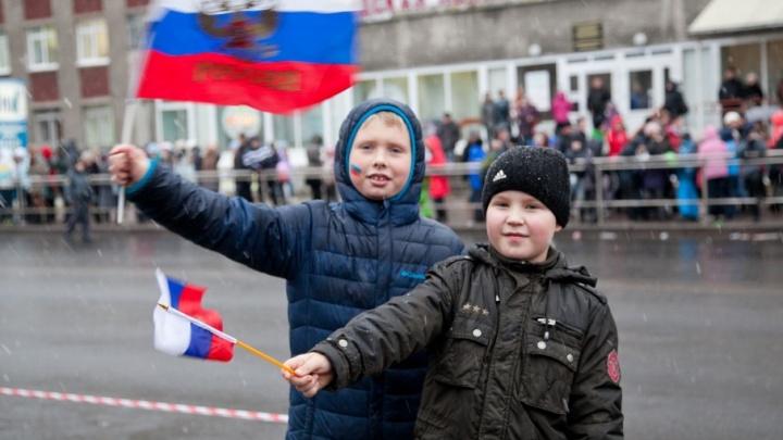 Казаки и хор: как Архангельск отметит День России