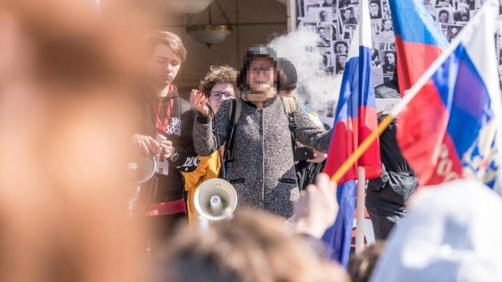 15-летняя тюменка о законе, запрещающем детям посещать митинги: «Ребята не выдержат, начнется беда»