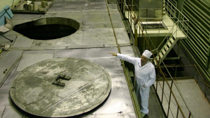 Росатом построит в Челябинской области комплекс по обращению с отработавшим ядерным топливом