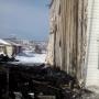 «Ущерб на десятки тысяч»: пожар уничтожил инвентарь южноуральской школы олимпийского резерва