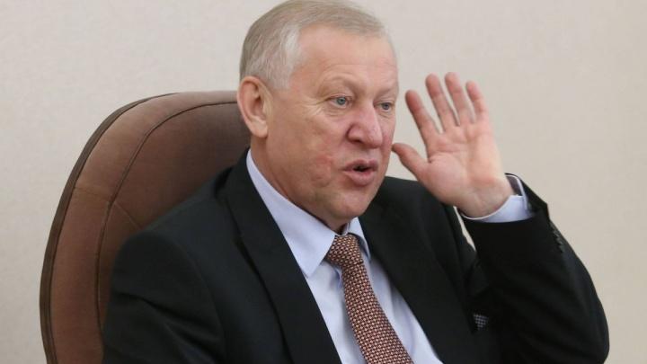 «Нужен патриот Челябинска»: губернатор снял Евгения Тефтелева с поста мэра