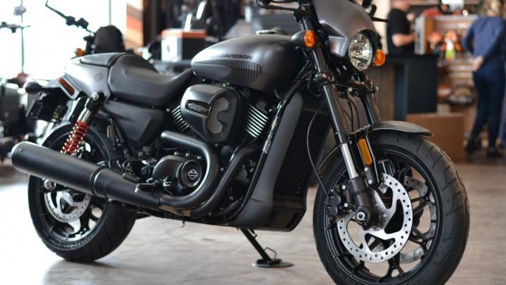 Самый доступный Harley-Davidson уже в Новосибирске