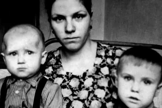 Екатерина Голубева с сыновьями