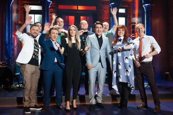 Начать неделю можно с хороших эмоций, побывав на юмористическом шоу «Однажды в России» (да, это то самое, которое транслировали по ТНТ)
