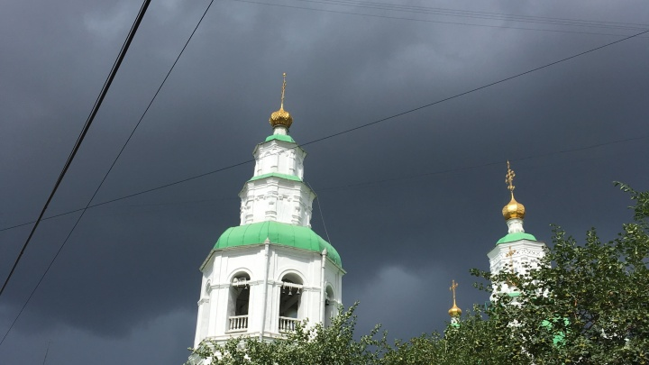 В Красноярске на месяц ограничивают движение у храмов ради крестных ходов и Пасхи