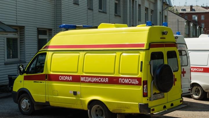 Пенсионерку с язвами на ногах перевезли из Кизела в пермскую больницу
