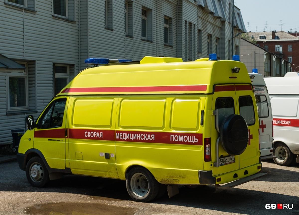 На госпитализацию в больницу краевой столицы пенсионерка согласилась только после второго визита врачей