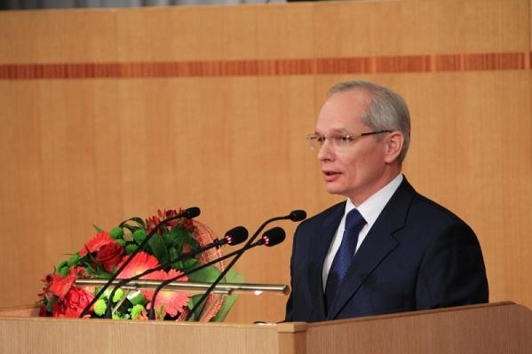 Политик может уйти на повышение в Москву