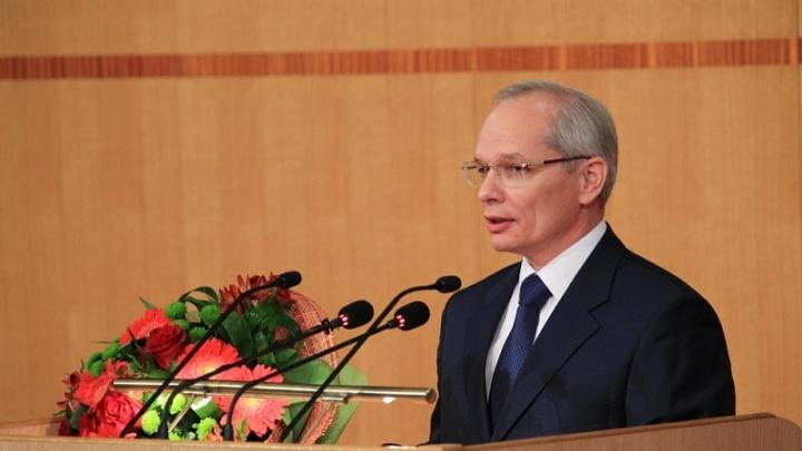 «Коммерсантъ»: премьер-министр Башкирии Рустэм Марданов покидает свой пост