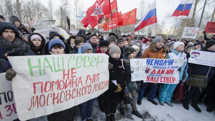 «Быки, быдло и Крупчак»: Андрей Перцев о том, как московские блогеры пишут про полигон в Шиесе