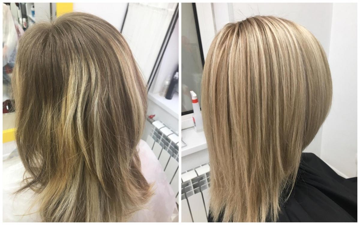 Екатеринбурженке поправили цвет волос после неудачного окрашивания от дочери