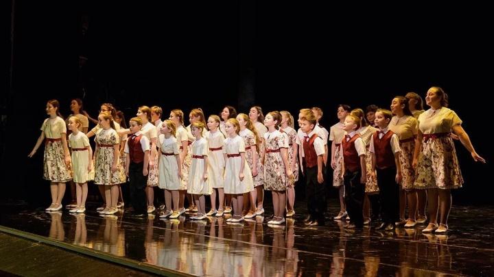 Детский хор Оперного театра стал первым на фестивале в Эстонии