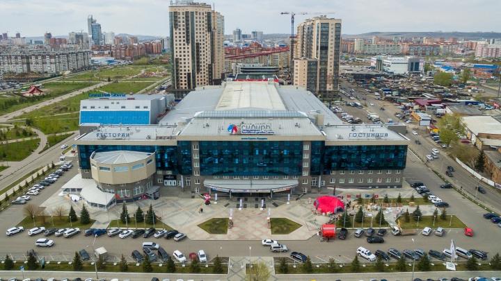 В МВДЦ «Сибирь» пришел мужчина с огнестрельным ранением