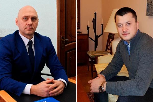 Илья Терехов (слева) возглавил Межгорье, а Ратмир Мавлиев — Нефтекамск