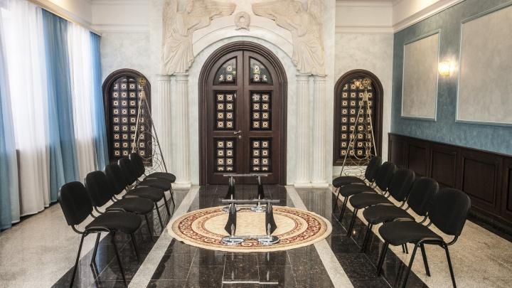 «Я вижу его белым»: архитектор Сакен Хусаинов рассказал, каким будет омский крематорий