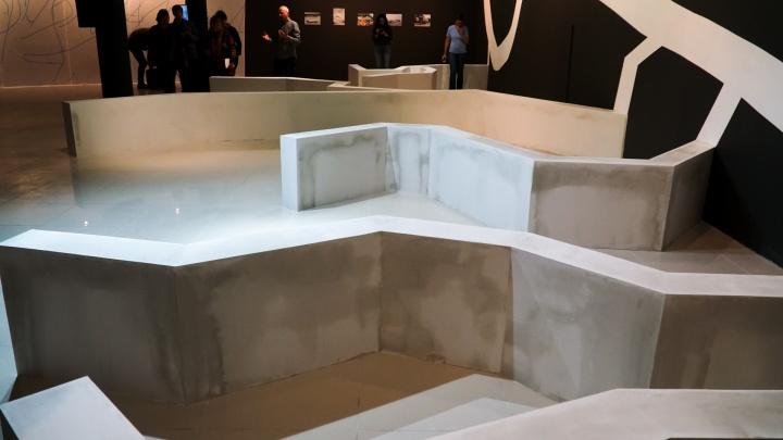 Малые реки и большой мир: в музее современного искусства PERMM открылась выставка «Имя рек»