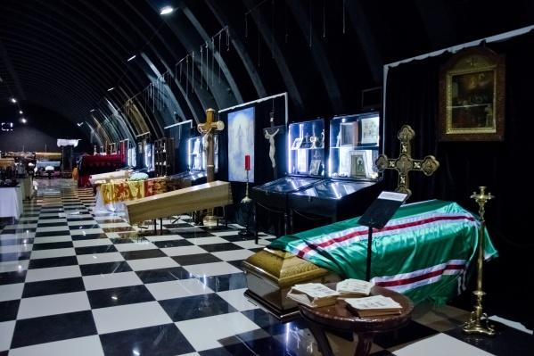 Американцы посчитали Музей погребальной культуры из Новосибирска одним из самых странных в мире