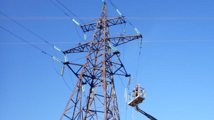 Жители Лысьвы остались без света и воды из-за аварии на электросетях