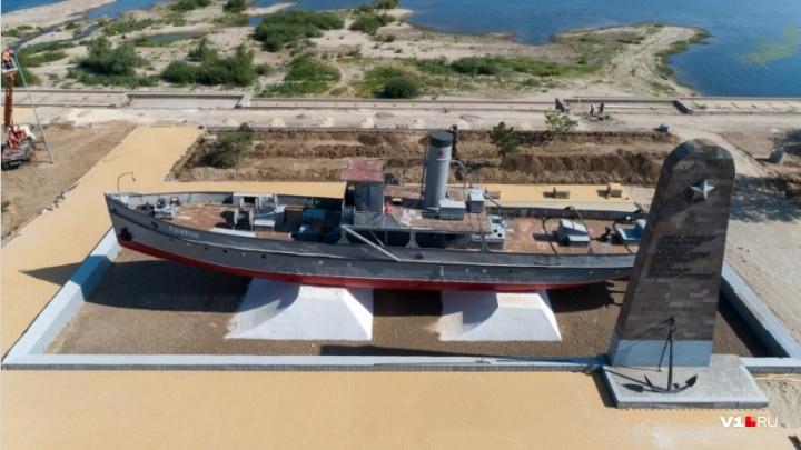 В Волгограде разработают план реставрации «Гасителя»за 629 тысяч рублей