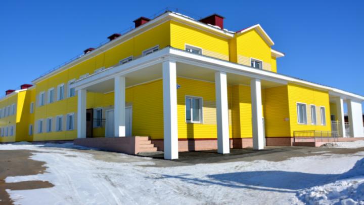 В Башкирии открылся новый детский сад стоимостью 89 миллионов рублей