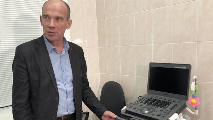 На новое оборудование для поликлиники на Яграх потратили более 18 миллионов рублей