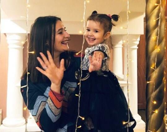 Дарья Ди Сальвио подала на развод с итальянским мужем, после чего супруг потребовал вернуть ему дочь
