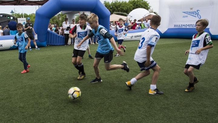 Замена для Дзюбы: после ЧМ-2018 новосибирцы стали чаще записывать детей в футбольные школы