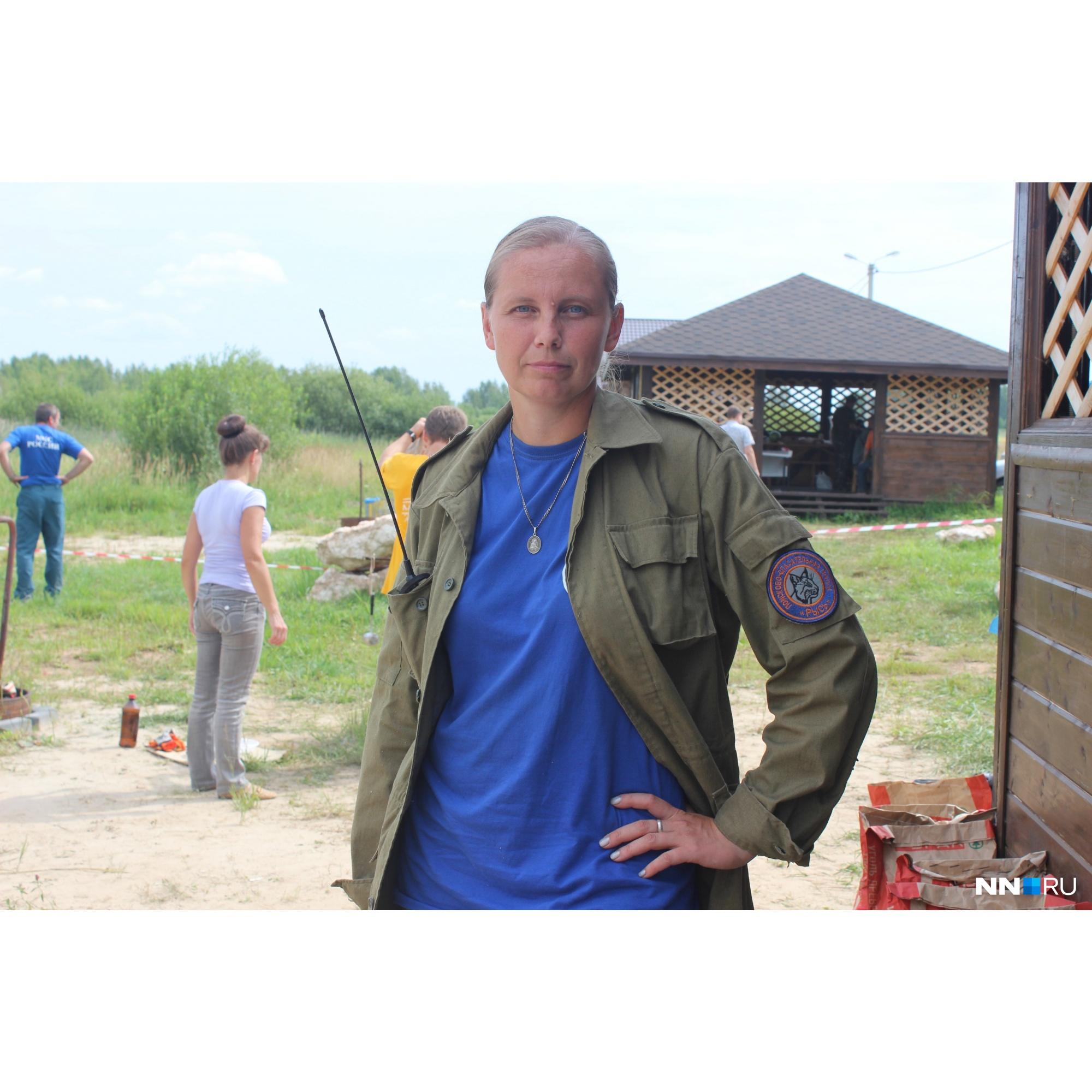 Психолог группы «Рысь» Елена Дрягалова