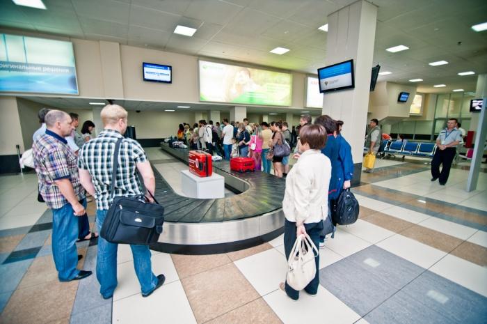 С 1 ноября вес ручной клади в самолете не должен превышать 5 кг
