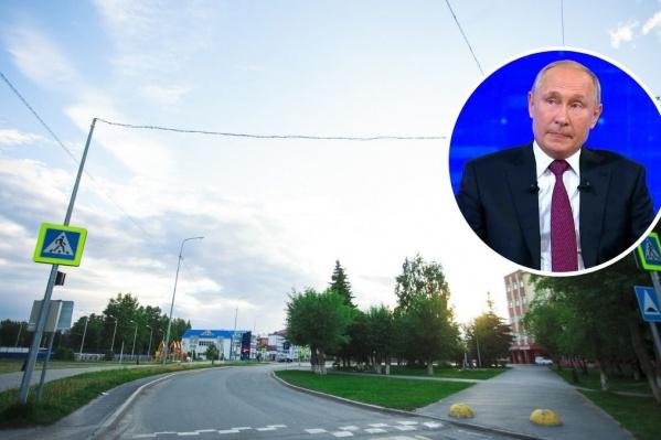 Путину лично пришлось разбираться с ситуацией с водоснабжением в Каскаре
