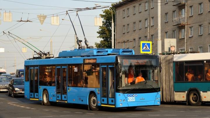 Стало известно, какие 20 троллейбусов с автономным ходом закупит Ростов