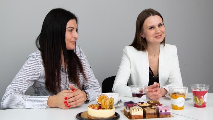Когда гречка — на сладкое: как подруги из Архангельска открыли кондитерскую с «живыми» десертами