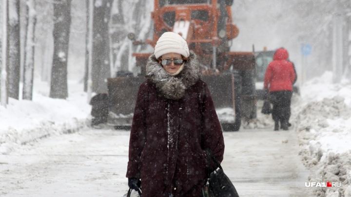 Синоптики рассказали о погоде в Башкирии в первую неделю марта