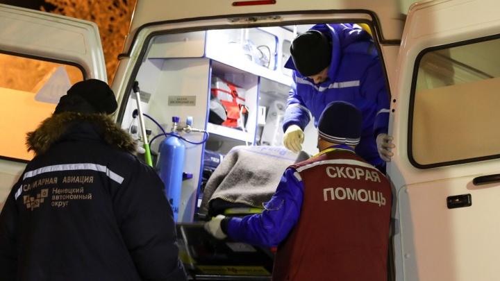 Командир экипажа жил в Архангельске: последние подробности о пострадавших в катастрофе Ми-26 в НАО