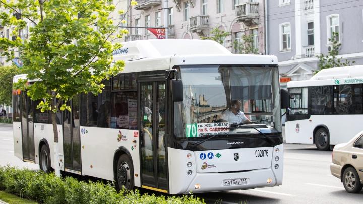 В Ростове назван крайний срок повышения цен на проезд в автобусах