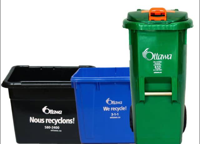 Так выглядят контейнеры для мусора в Оттаве