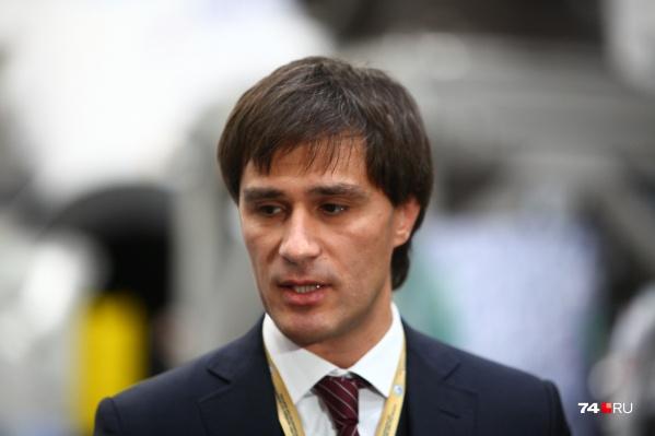 Заместителем губернатора Челябинской области Гаттаров работал с 2014 года