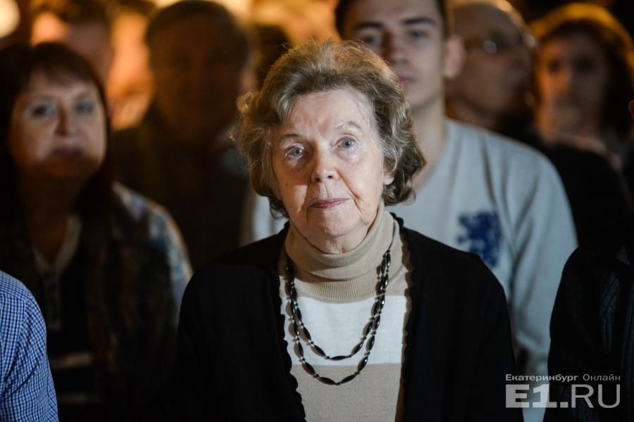 Прощание с артисткой Изой Высоцкой пройдет вНижнем Тагиле