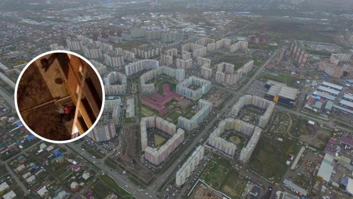Девочка выпала с балкона соседней многоэтажки в «Покровском»