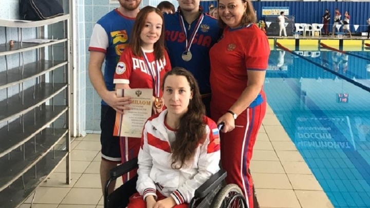 Взяла два первых места: Александра Агафонова блестяще выступила на чемпионате России